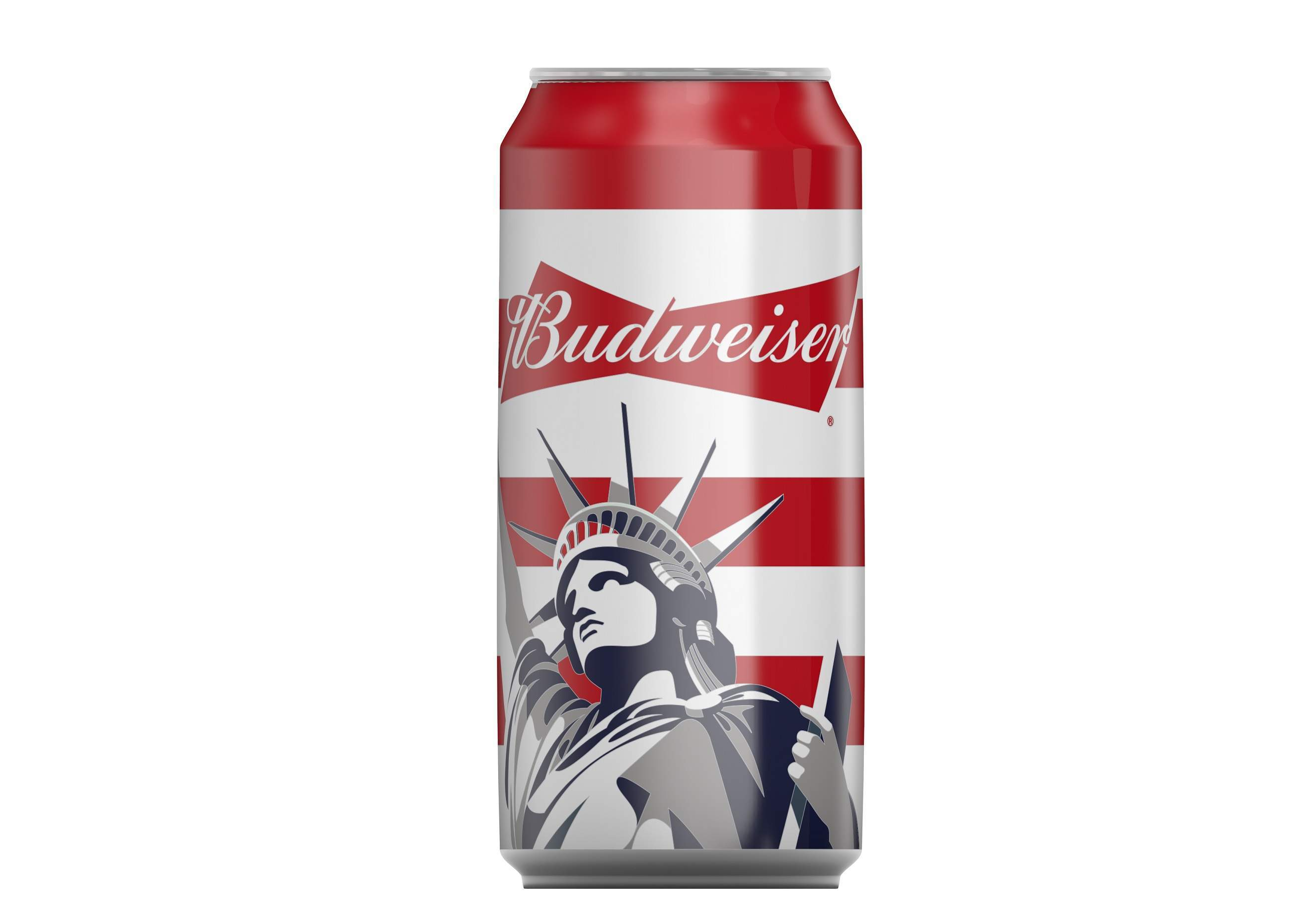 """Limited edition Budweiser """"Liberty Can"""" launches to celebrate the freedom of summer"""