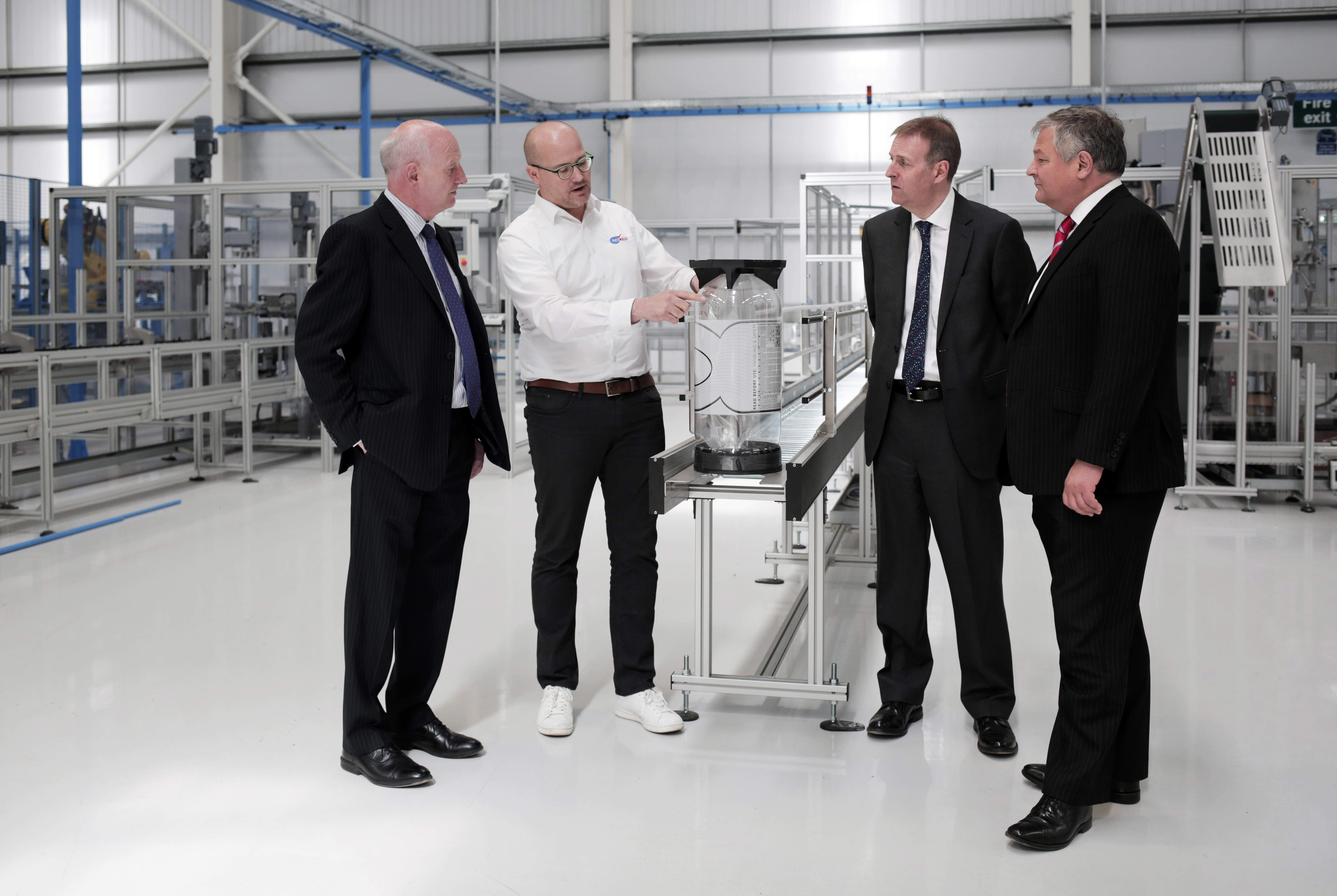 Lightweight Containers opens manufacturing plant in UK