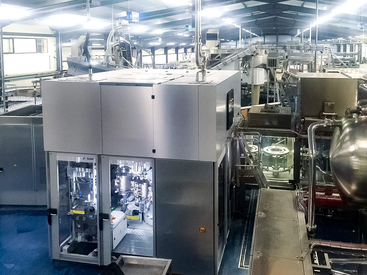 Celtic Pure invests in Sidel's PET complete line to increase productivity
