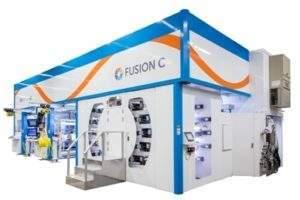 Prestige-Pak installs PCMC's Fusion C flexographic press