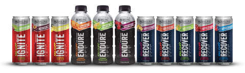 Kill Cliff launches clean performance beverages  with new packaging