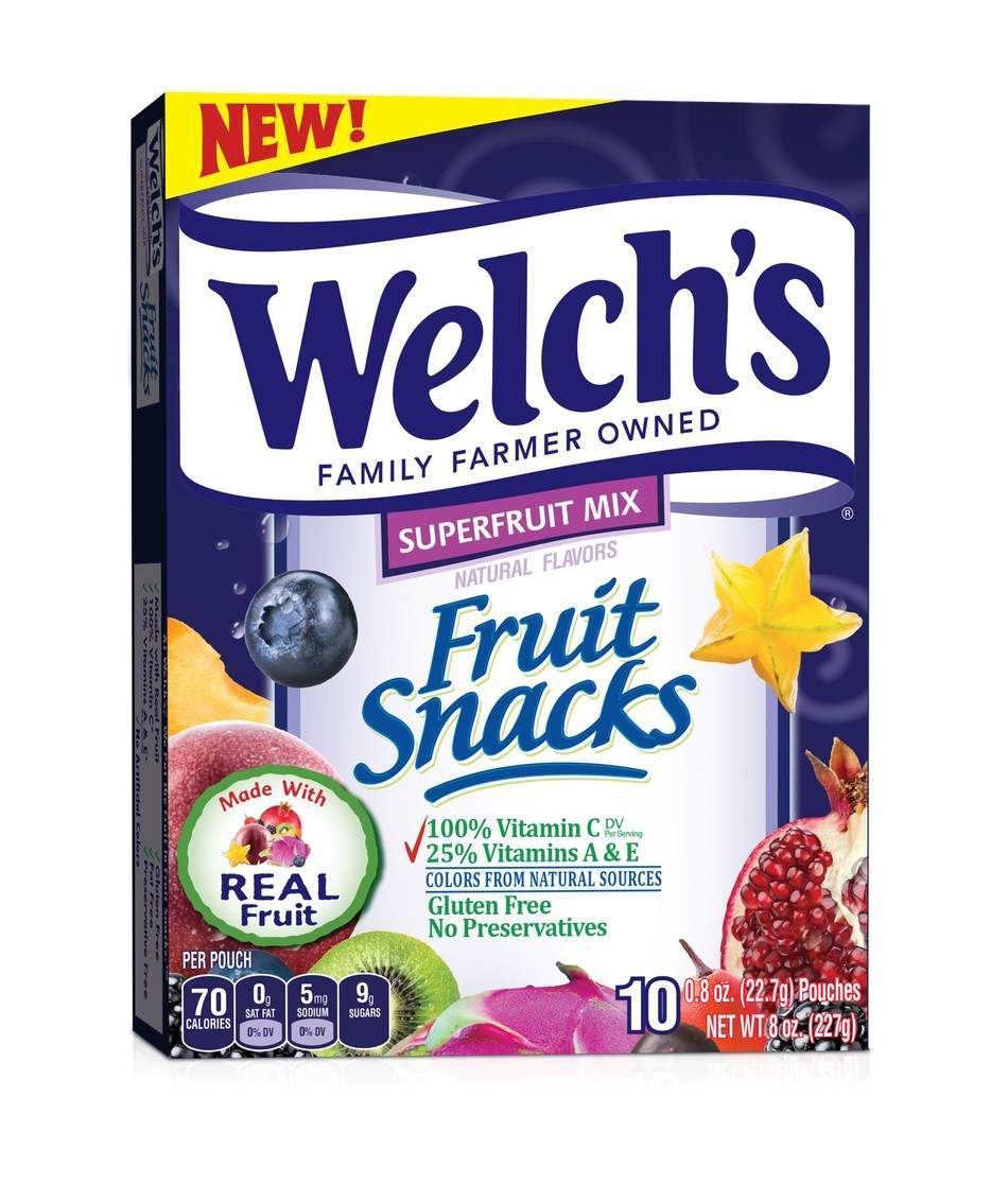 The Promotion In Motion launches New Welch's Superfruit Mix pack