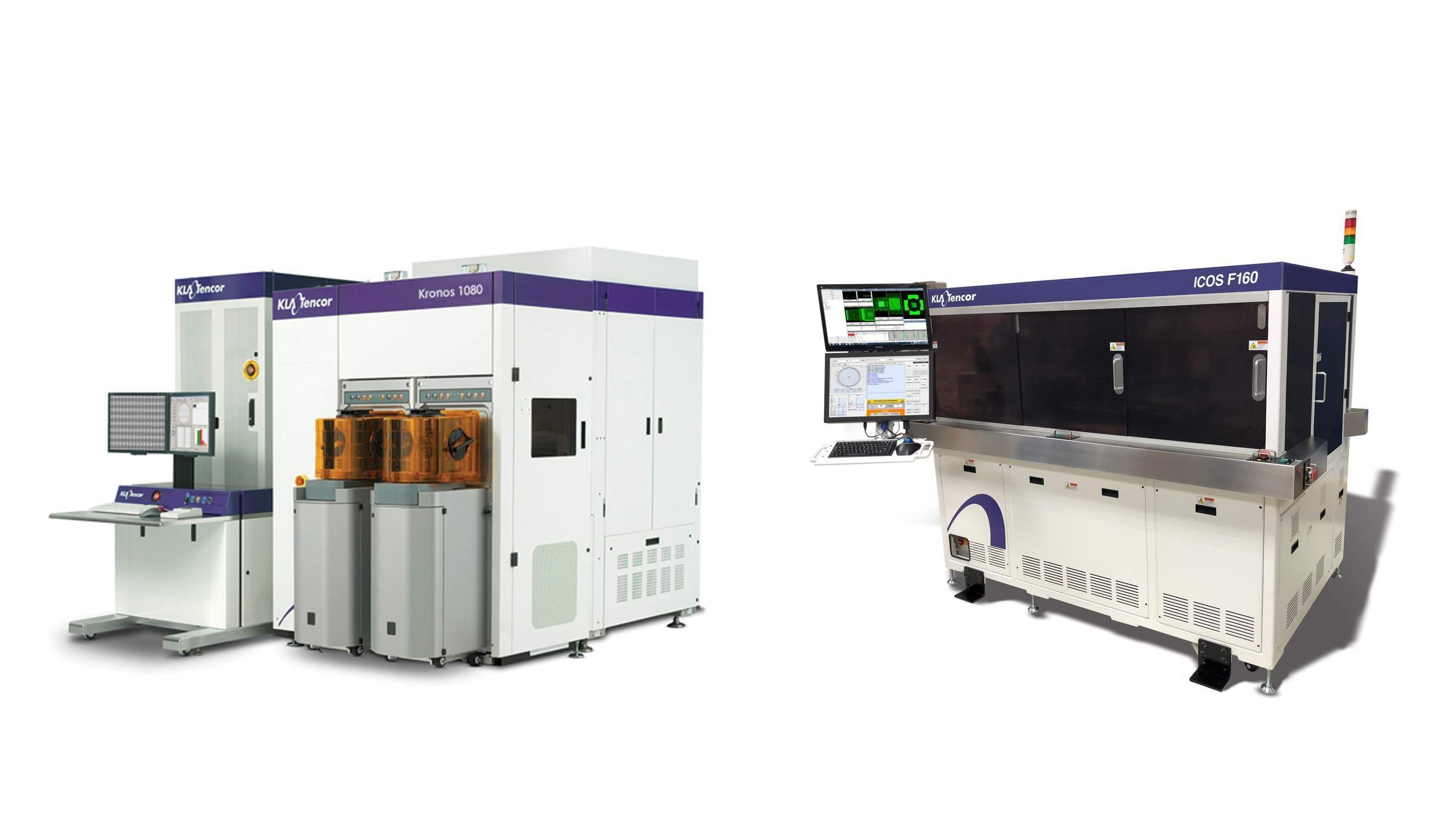 KLA-Tencor unveils two new inspection systems