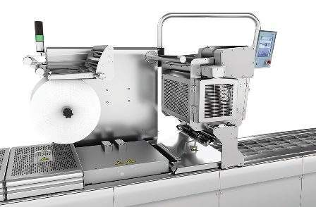 Multivac to introduce new models of direct web printers for two thermoforming packaging machines