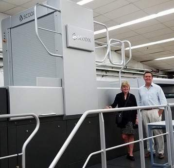 TPC Packaging invests in Scodix E106 digital enhancement press