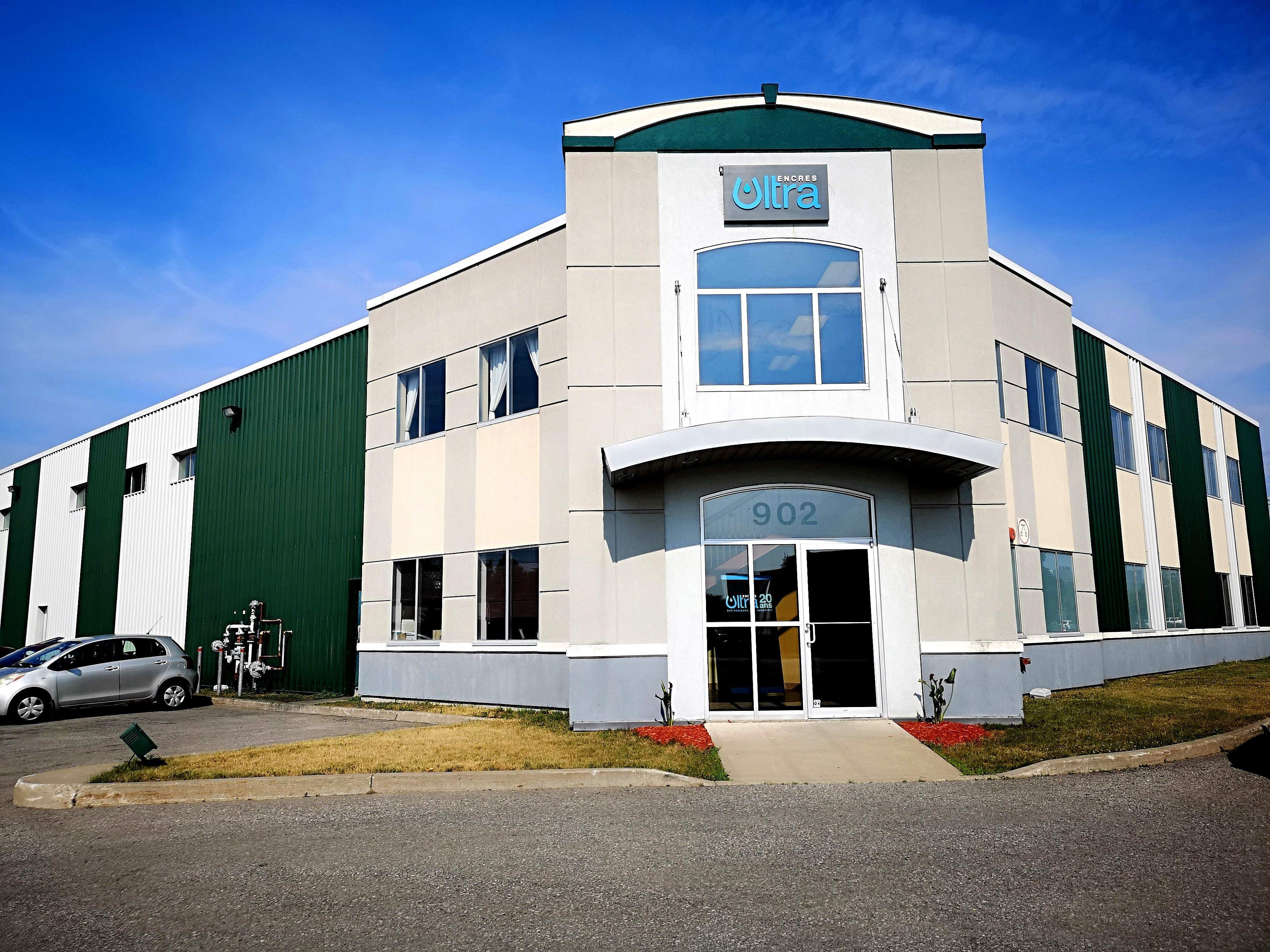 Siegwerk acquires Canadian firm Ultra Inks