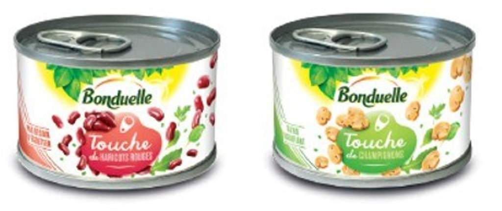 Crown works with major food industry brands on single-serve packaging