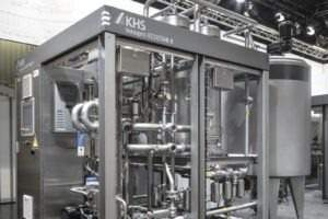KHS sets standards in regenerative beer stabilization with ECOSTAB B technology