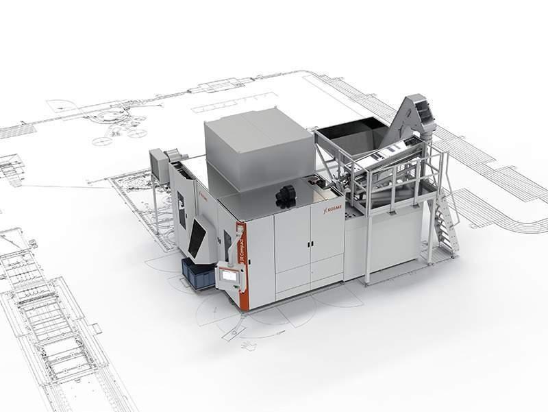 Krones announces expansion of Kosme stretch blow-moulding machines