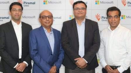 Piramal Glass implements Microsoft's Azure IoT platform