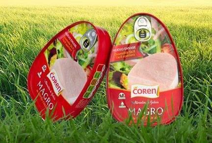 Ardagh provides new aluminium can for Spain's cured ham brand Coren