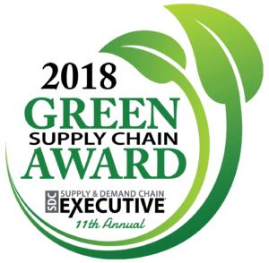 Packsize International wins green supply chain award for 2018