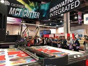 Gerber Technology completes first two exhibitions