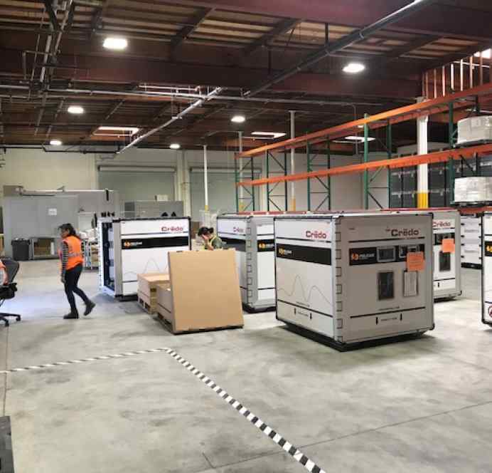 Pelican BioThermal opens new network station and service center in Los Angeles
