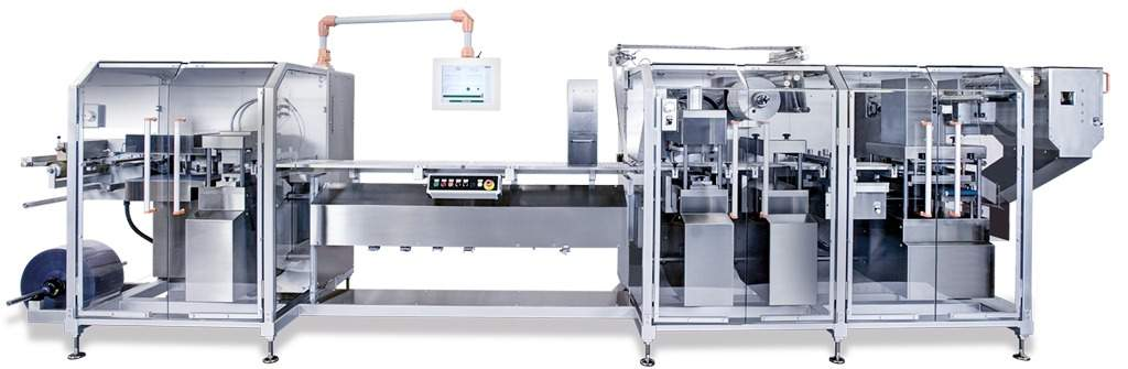 Aphena expands blister packaging capabilities with PharmaWorks TF2 line