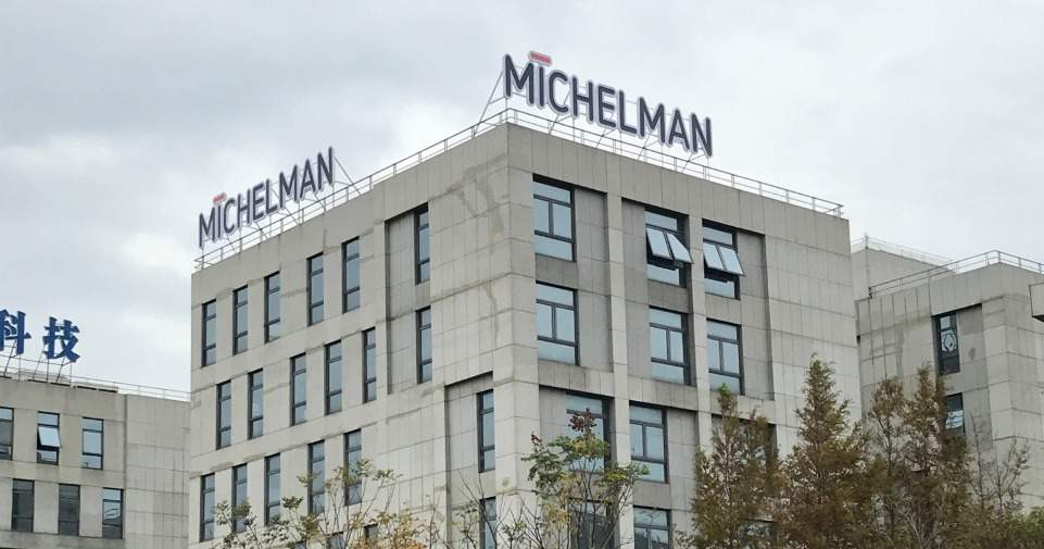 Michelman opens new sustainability center in China
