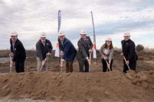 UK packaging firm DS Smith breaks ground on new facility in Lebanon