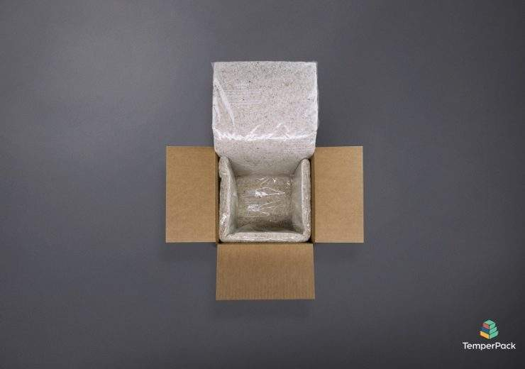 What is TemperPack? The sustainable packaging insulation firm backed with $22.5m investment