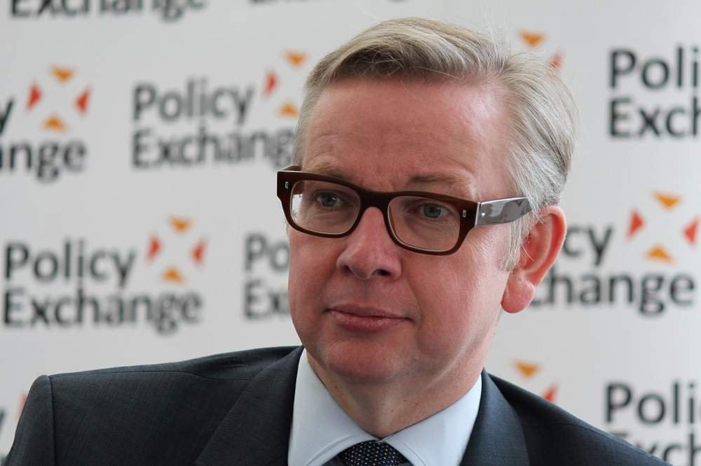 Michael Gove, food labelling guide, reusing plastic water bottles, recycling grants
