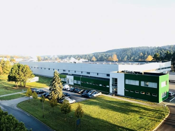 AB Grigeo transfers corrugated cardboard production business to subsidiary