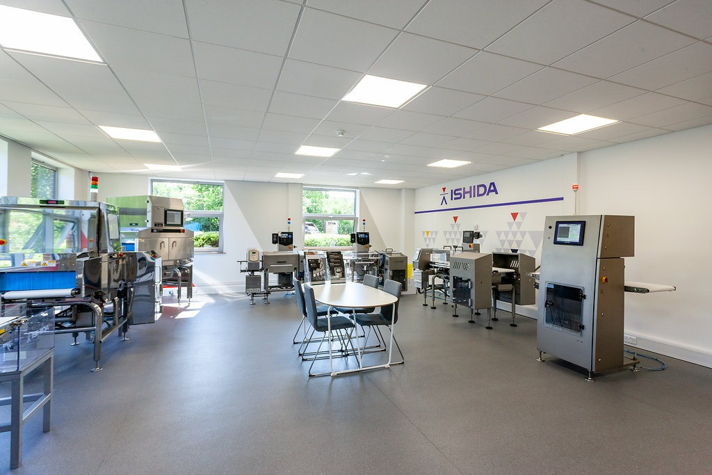 Ishida Europe opens quality control demonstration center at UK headquarters