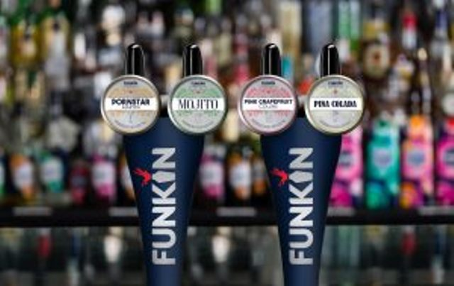 AG Barr-owned cocktail specialist Funkin unveils new packaging