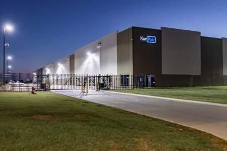 KanPak U.S. opens new warehouse in Arkansas City, Kansas