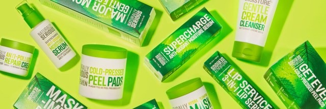 Skincare brand Naturally Serious introduces sustainable packaging