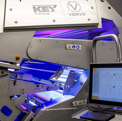 Key Technology launches new Sort-to-Grade software for VERYX digital sorters