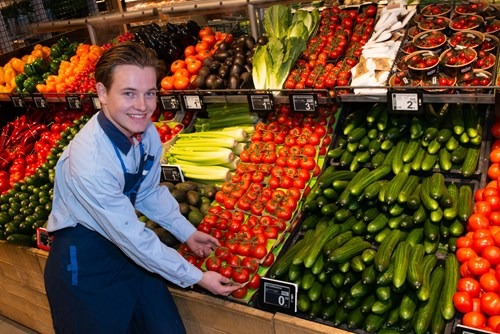 Albert Heijn tests fruits and vegetables without plastic wrapping