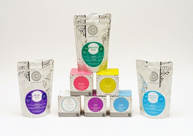 Hippo Premium Packaging designs new packaging for Canna Bath