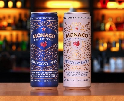 Ardagh provides 12 oz. Sleek cans for Atomic Brands new cocktails