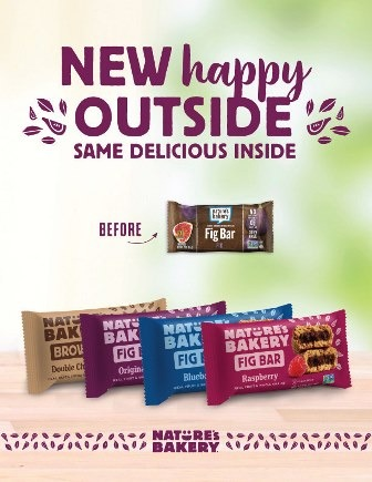 Nature's Bakery gears up for expansion with packaging redesign