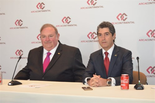 Coca-Cola bottler Arca Continental to invest $681m to strengthen operations