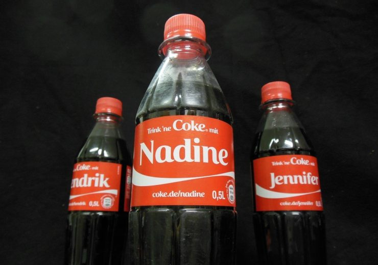 Coca_cola bottles