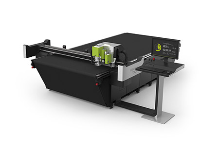 Esko launches new Kongsberg C Edge upgradable cutting table for signage and corrugated packaging converters