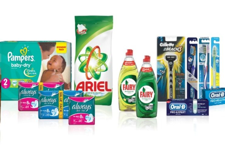 P&G to expand sustainable packaging efforts in Aerial, Pampers and Herbal Essences brands