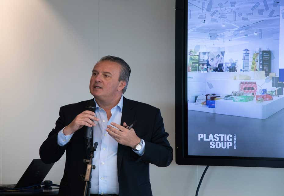 Smurfit Kappa partners with Plastic Soup Foundation for sustainable packaging