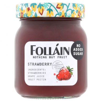 Irish food producer Folláin selects Beatson Clark to rebrand glass packaging