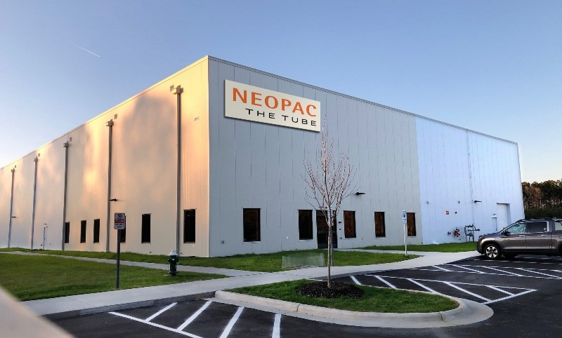 Hoffmann Neopac to open first manufacturing facility in US