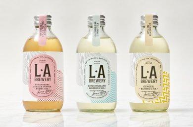 Beatson Clark to supply new glass bottles for LA brewery's Kombucha