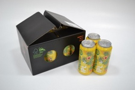 Shindigger Brewing partners with Cepac for sustainable packaging solution