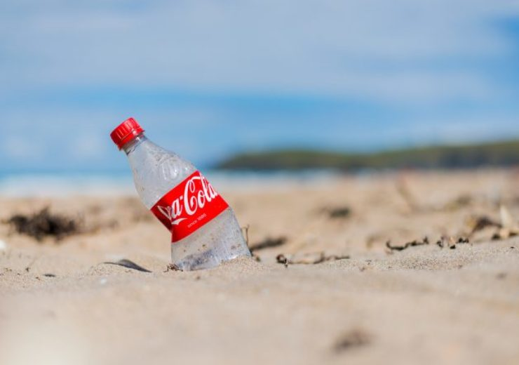 Coca-Cola and PepsiCo make up 25% of plastic pollution on UK beaches
