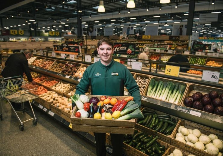 Morrisons to introduce plastic-free fruit and veg areas across 60 stores