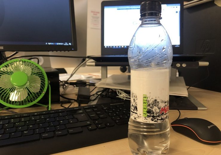 How Advanced Sustainable Developments is making recycled plastic safer – particularly in used water bottles
