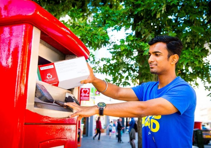Royal Mail to roll out the UK's first ever parcel postboxes
