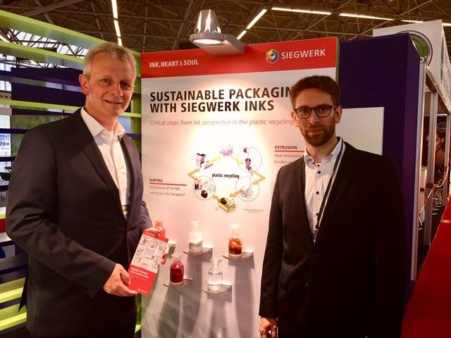 Siegwerk works on development of recyclable packaging