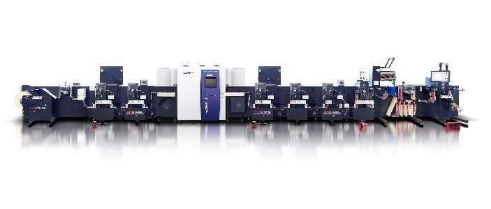 Rotocontrol, Screen to offer hybrid label printing and finishing solution