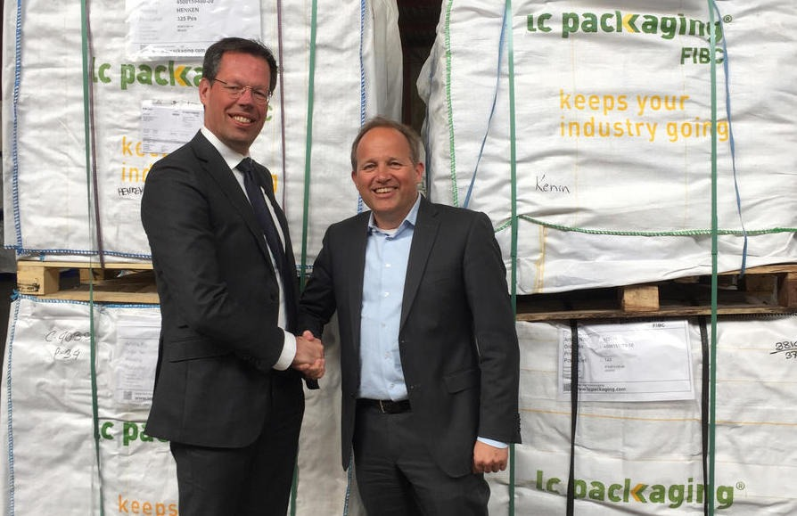 Veolia partners with LC Packaging to reduce flexible packaging waste