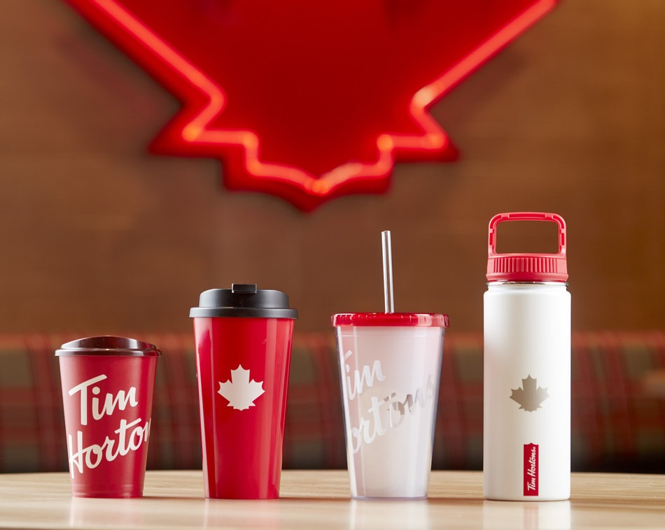 Tim Hortons welcomes Government of Canada elimination of single-use plastics français